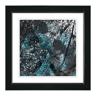 Studio Works Modern 'Spring Sugar' Wall Art Framed Fine Art Print