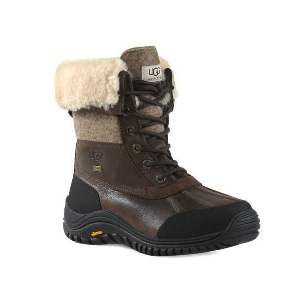 db998fdf4e9 Shop Ugg Australia Women's Stout Adirondack II Boots - Free Shipping ...
