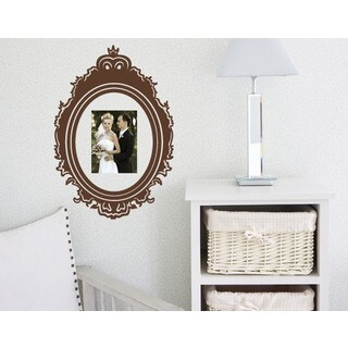 Victorian Frame Wall Decal