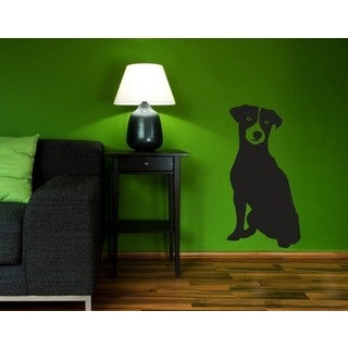 Terrier Dog Wall Decal