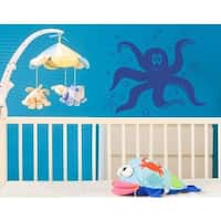 Little Octopus Wall Decal