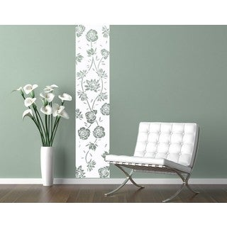Rose Twine Wall Decal