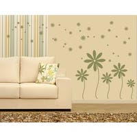 Flower Magic Wall Decal