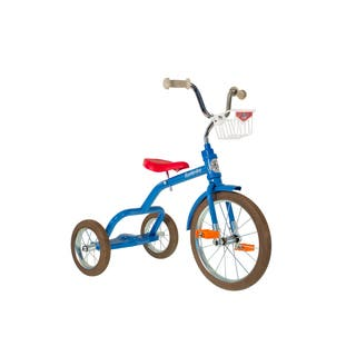 Italtrike 16-inch Spoke Colorama Blue Tricycle