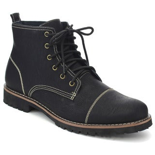 Lace Up Ankle Boots