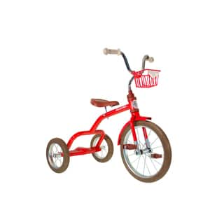Italtrike 16-inch Spoke Champion Red Tricycle|https://ak1.ostkcdn.com/images/products/11550451/P18494970.jpg?impolicy=medium
