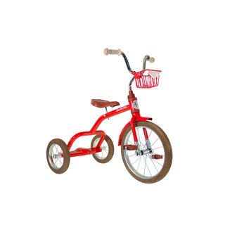 Italtrike 16-inch Spoke Champion Red Tricycle