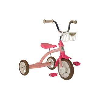 Italtrike Super Lucy Rose Garden Pink Tricycle