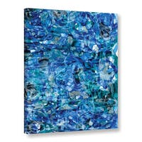 ArtWall Norman Wyatt JR's 'Mermaids' Gallery Wrapped Canvas