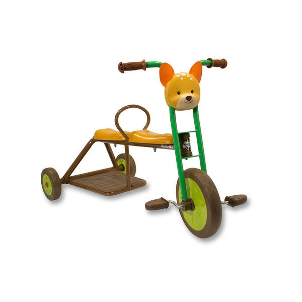 Italtrike Forester Deer Tricycle (Two Seats)