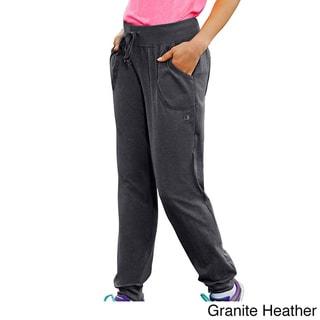Champion Women's Jersey Pocket Pants