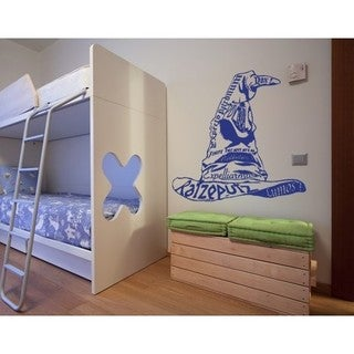 Magic Hat Wall Decal