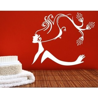 Wellness Queen Wall Decal