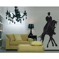Horse Riding Discipline Wall Decal