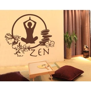 Zen Wall Decal