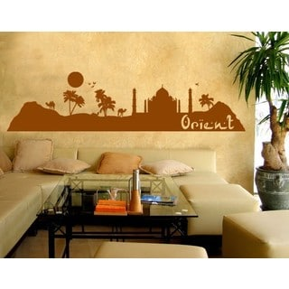 Orient Wall Decal