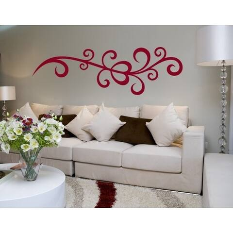 Powerful Vine Wall Decal