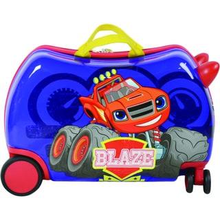 Blaze Cruizer Ride-On 16-inch Hardside Rolling Suitcase