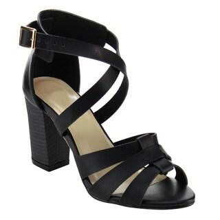 Beston BB95 Women's Chunky Heels