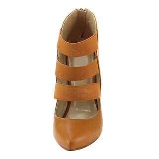 Beston BB96 Women's Pointy Toe Heels