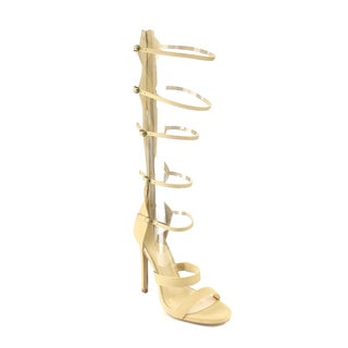 Stiletto Heel Gladiator Sandals