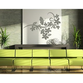 Flower Verve Wall Decal