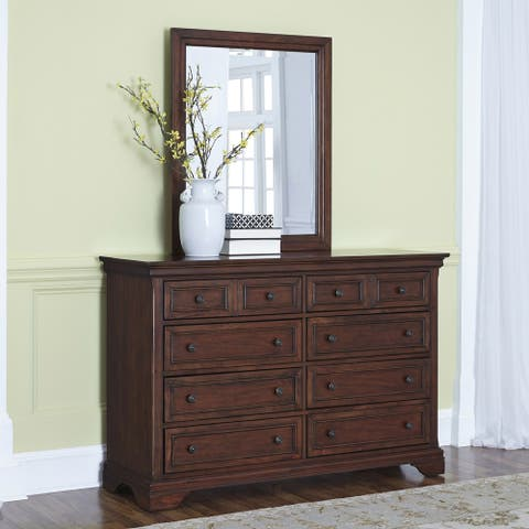 Lafayette Dresser and Optional Mirror by Home Styles