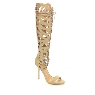 JACOBIES YURIMA-13 Women's Gladiator Heels