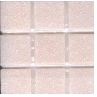 Cupcake Pink Brio 3/4-inch Mosaic Wall Tile