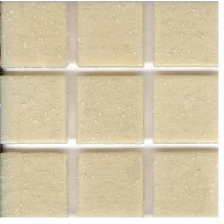Cream Brio 3/4 Inch Mosaic