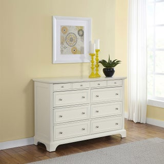 Gracewood Hollow Bevington White Dresser and Optional Mirror (2 options available)