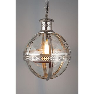 Whitehouse Medium Nickel Finish 1-light Chandelier