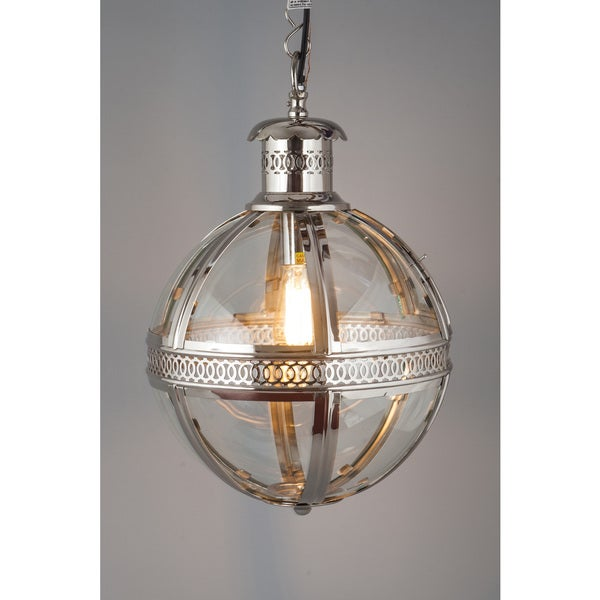 Whitehouse Medium Nickel Finish 1light Chandelier Free Shipping