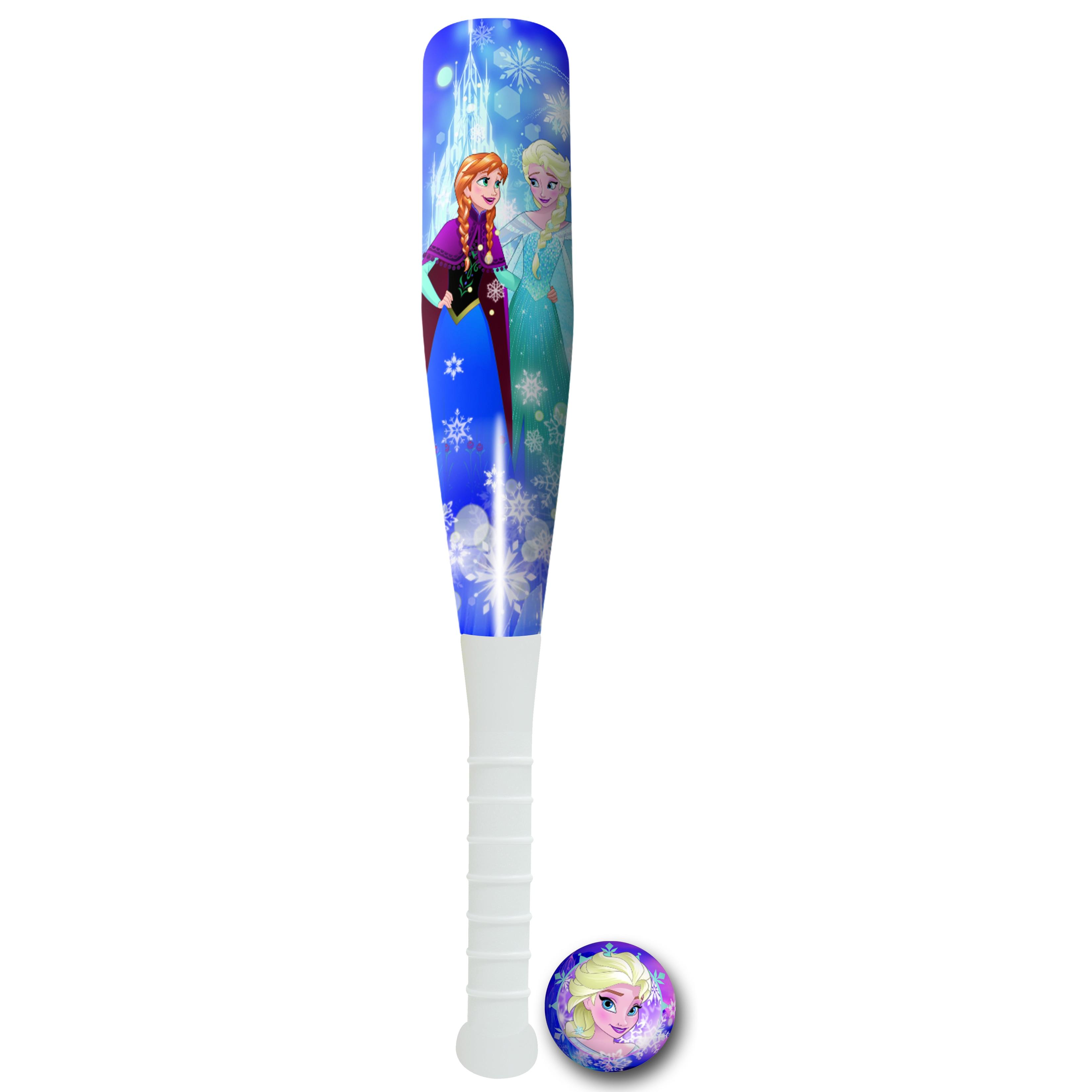 Hedstrom 21-inch Disney Frozen Bat/Ball Combo (Bat/ Ball ...