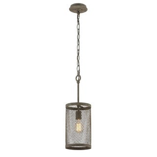 Troy Lighting Village Tavern Old Tavern Iron Mini-pendant