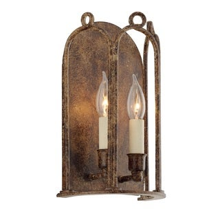 Troy Lighting Carousel Provence Bronze Wall Sconce