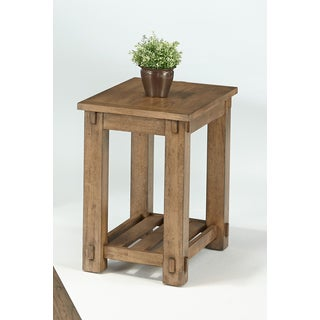 Boulder Creek Chairside Table