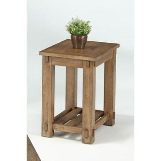 Boulder Creek Chairside Table