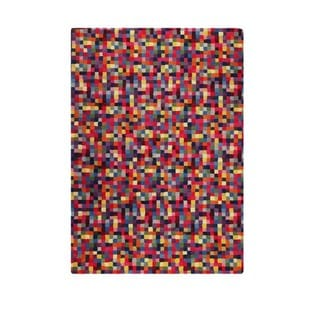 M.A.Trading Hand-Tufted Indo Optima Multi Rug (5'6 x 7'10)