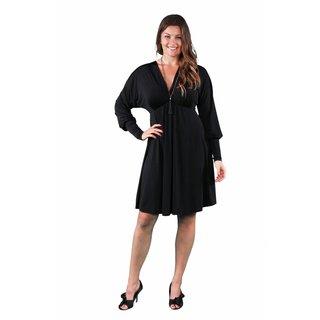 24/7 Comfort Apparel Women's Plus Size Long Sleeve Empire Dress|https://ak1.ostkcdn.com/images/products/11551372/P18495818.jpg?_ostk_perf_=percv&impolicy=medium