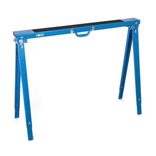 USH1700 Height Adjustable Folding Metal Sawhorse