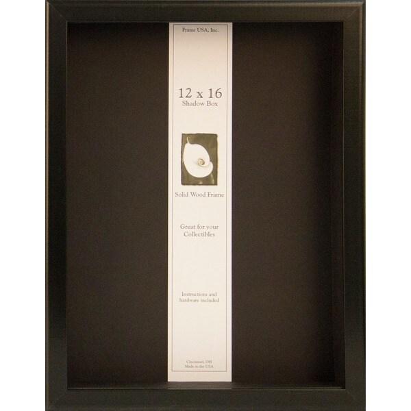 Shop Shadow Box Showcase Frame 12x16 Free Shipping Today