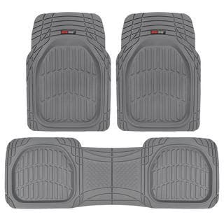 Heavy Duty Deep Dish Rubber Floor Mats in Grey|https://ak1.ostkcdn.com/images/products/11551603/P18496228.jpg?impolicy=medium