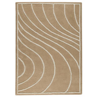 Link to Handmade Indo Lake Placid Rug (India) Similar Items in Rugs