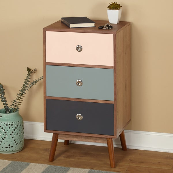 Shop Simple Living Anders Accent Cabinet Free Shipping