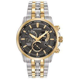 Citizen Men's BL8144-54H Calibre 8700 Grey Dial Two-Tone Stainless Steel Watch https://ak1.ostkcdn.com/images/products/11551731/P18496200.jpg?impolicy=medium