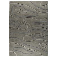 M.A. Trading Hand-tufted Indo Agra Grey Rug (8'3 x 11'6)