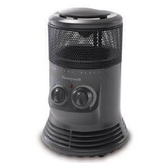 Honeywell HZ-0360 360-degree Surround Fan Forced Heater (Refurbished)