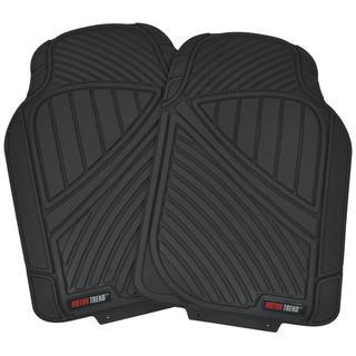Motor Trend FlexTough Baseline Heavy-duty Rubber Floor Mats