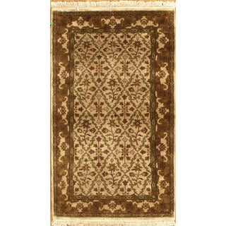 Hand Knotted Essex Rug (3' x 4'11)